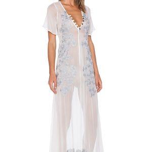 For love and lemons maxi Sicily dress